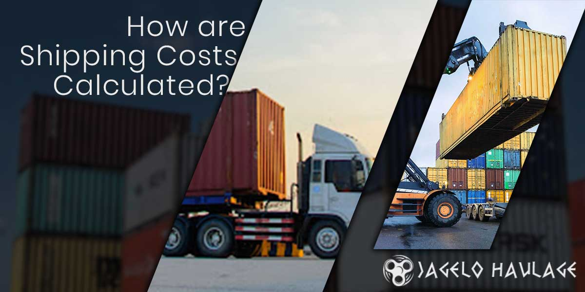 How Much Shipping Container Haulage Services Cost