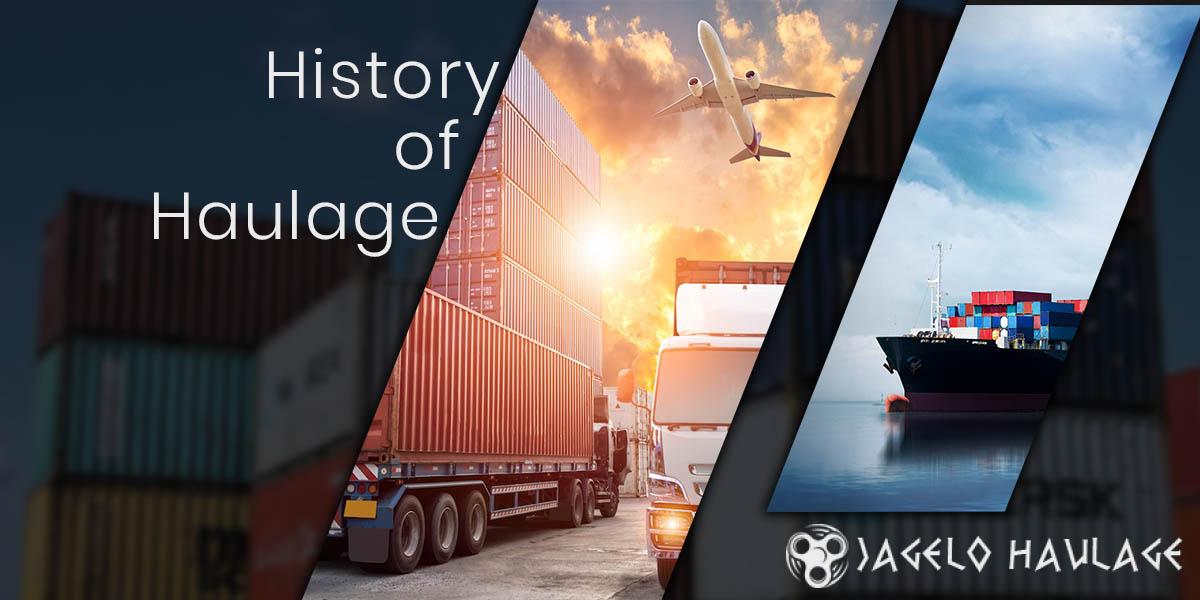 History of Haulage